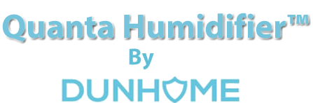 Quanta Humidifier™ Antimicrobial Air Purifier Sterilization Humidifiers Logo